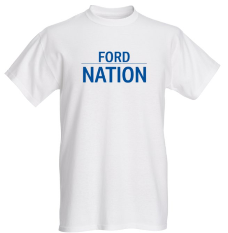 Ford Nation T-Shirt