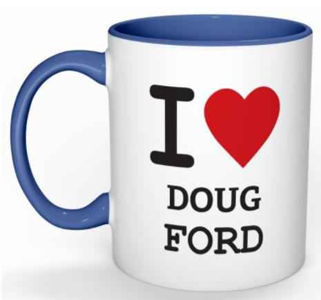 Ontario is falling in love with Doug Ford for Premier