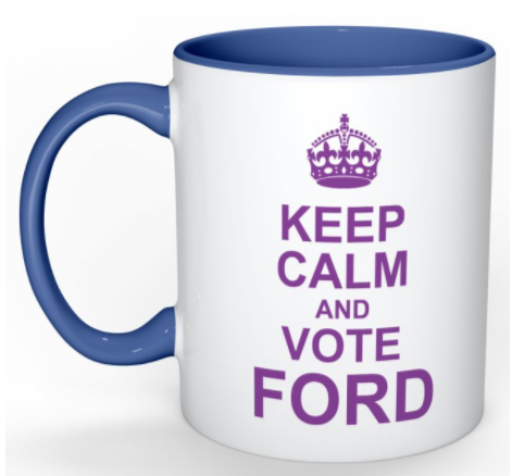 Reasons to vote for Doug Ford this election