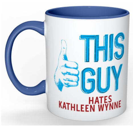 This Guy Hates Kathleen Wynne - 11oz Mug