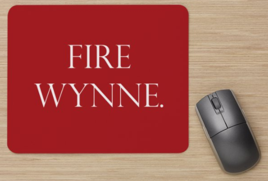 Fire Wynne - Mousepad (Premium)