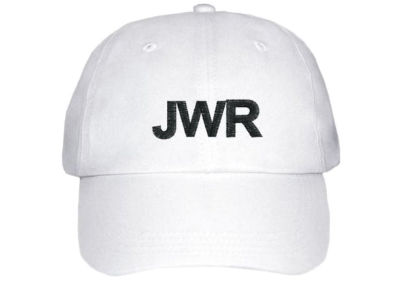 JWR - Embroidered Hat