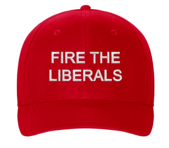 buy a fire the liberals hat online