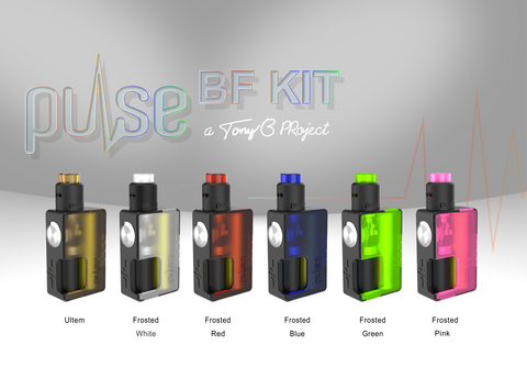 Pulse BF Squonk Mod Kit By Vandy Vape