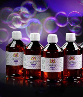 Steam Queen Pure And Base VG80% - Pg20% (500ml) 18mg nicotine