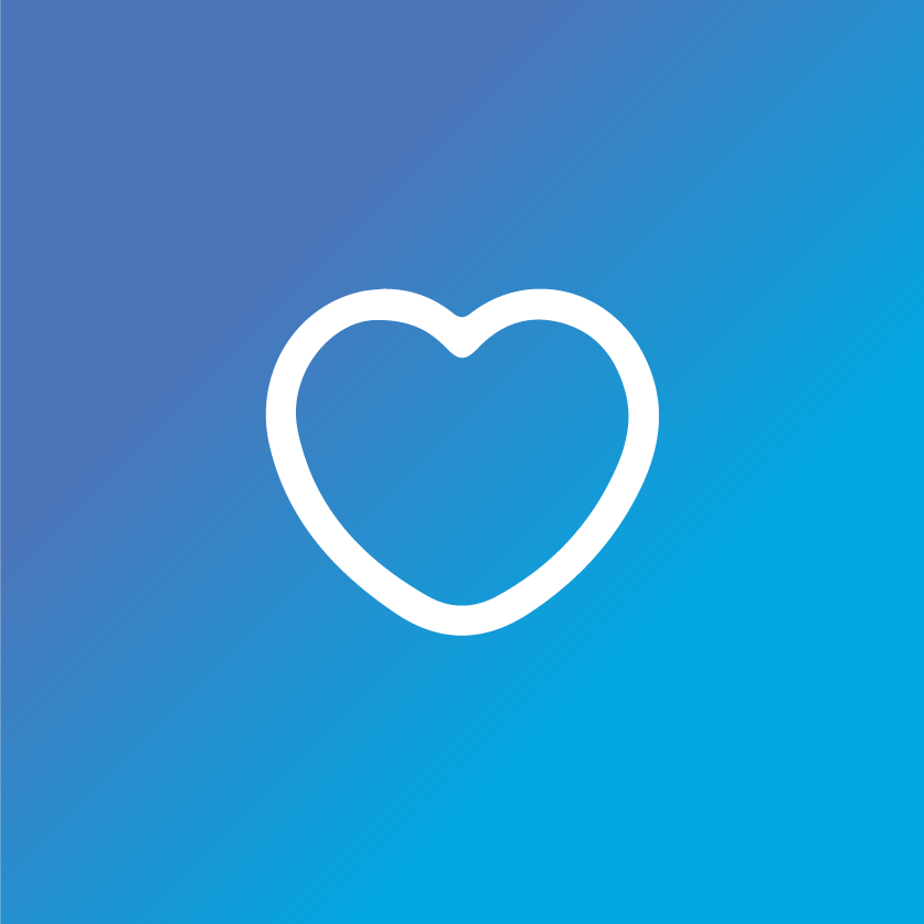 Supports cardiovascular health icon