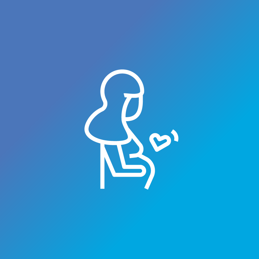 Supports the Body through Pregnancy icon