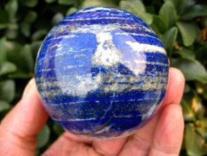 1900g NATURAL lapis lazuli quartz crystal sphere ball healing