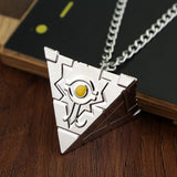 3D Yu-Gi-Oh Necklace Anime Yugioh Millenium Pendant Pyramid Egyptian Eye Of Horus Necklaces Amulet Cosplay Jewelry