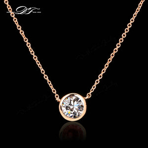 Cubic Zirconia Necklace & Pendant Fashion Jewelry