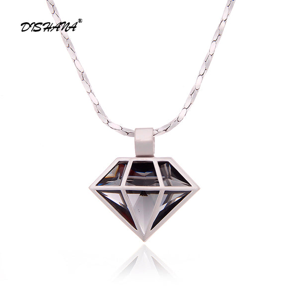 Fashion Jewelry Choker Necklace Fashion Unisex CZ Adjustable Pendants Necklaces Best Friend Gift New Arrival Jewellery (X0257)