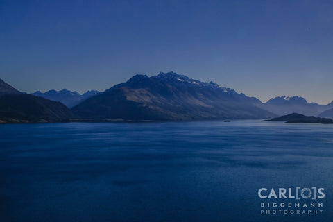 Mountains Overlooking Glenorchy