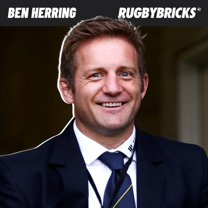 Rugby Bricks Podcast Episode 48 Show Notes: Ben Herring | The Art Of The Tackle & Jackal & How To Outsmart Your Opponents With Cunning Tactics