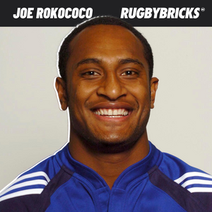 Rugby Bricks Podcast Episode 46 Show Notes: Joe Rokocoko | The Fijian Flyer & The Art of Deception On The Pitch