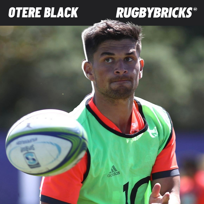 Rugby Bricks Podcast Episode 34 Show Notes: Otere Black | Learning From Dan Carter, Beauden Barrett & The Resurgence Of Blues Rugby