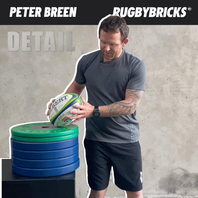 Rugby Bricks Podcast Episode 32 Show Notes: Peter Breen | Understanding The Micro Skills That Make You Better