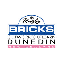 The Rugby Bricks Limited Edition Heavy Crew Print