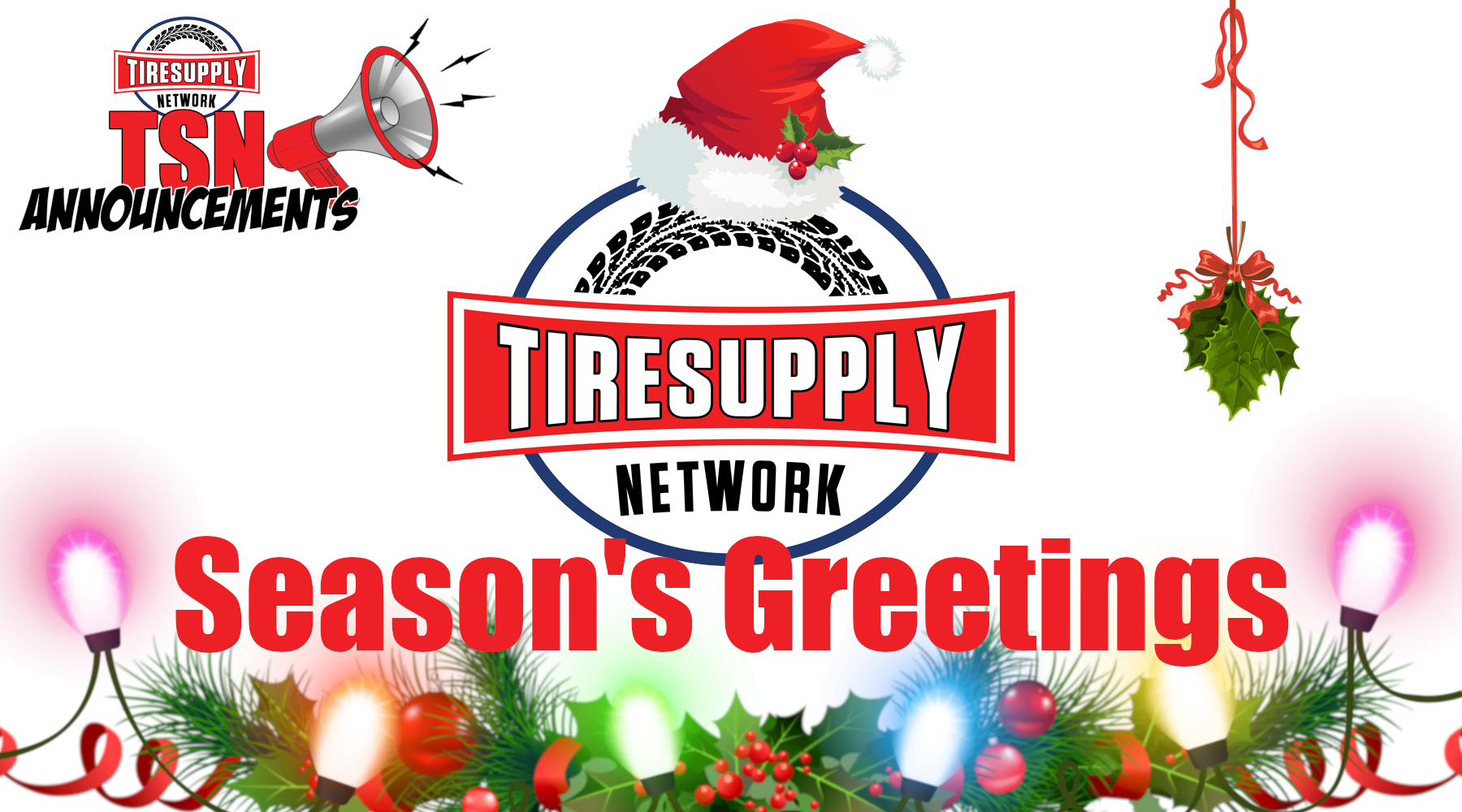 Announcements | Season's Greetings from Our Team to Yours!