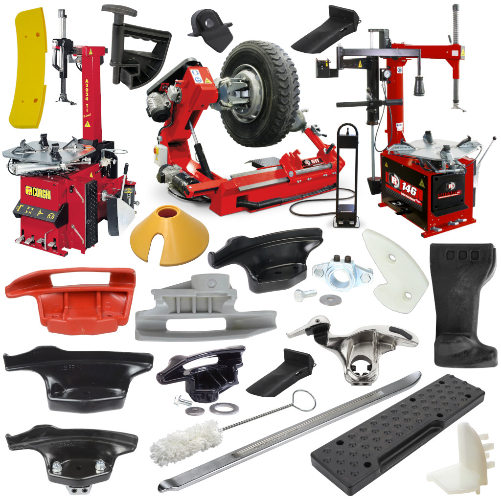 Tire Changers & Accessories