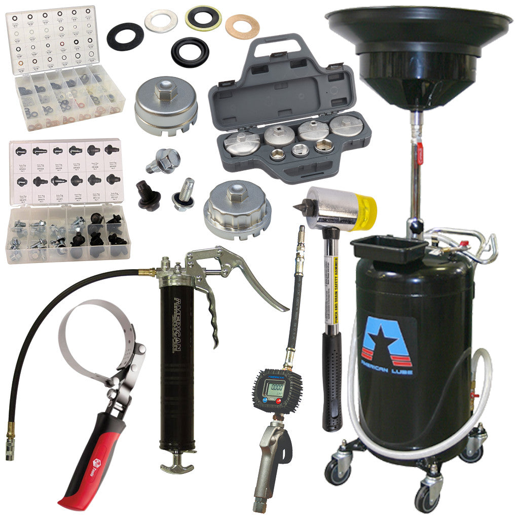 Lube Equipment & Accessories