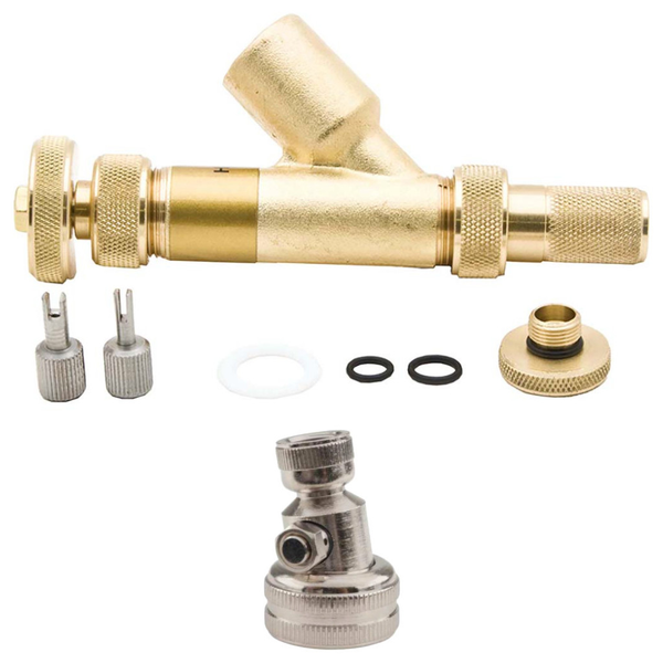 Liquid Valves & Hardware