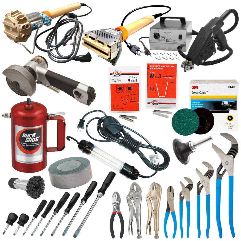 Branders, Groovers, & Other Shop Tools