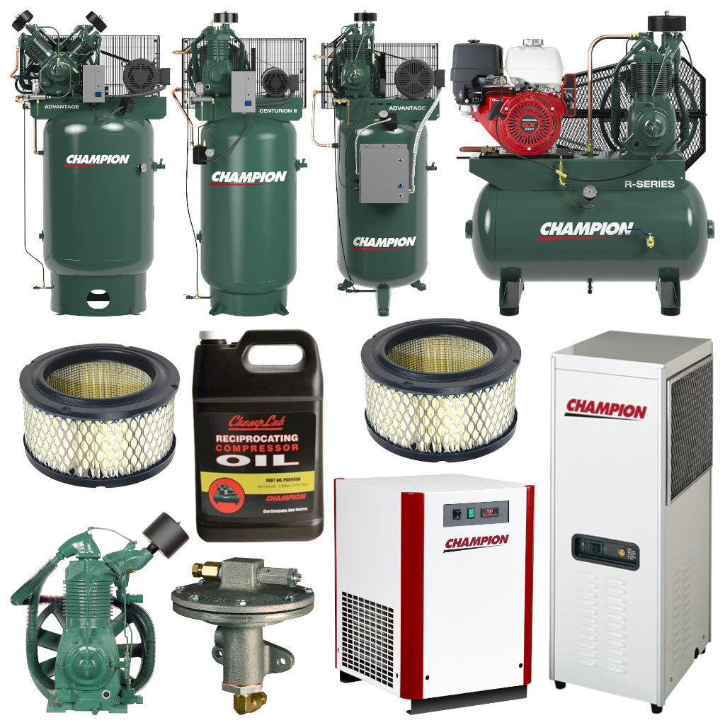 Air Compressors & Accessories