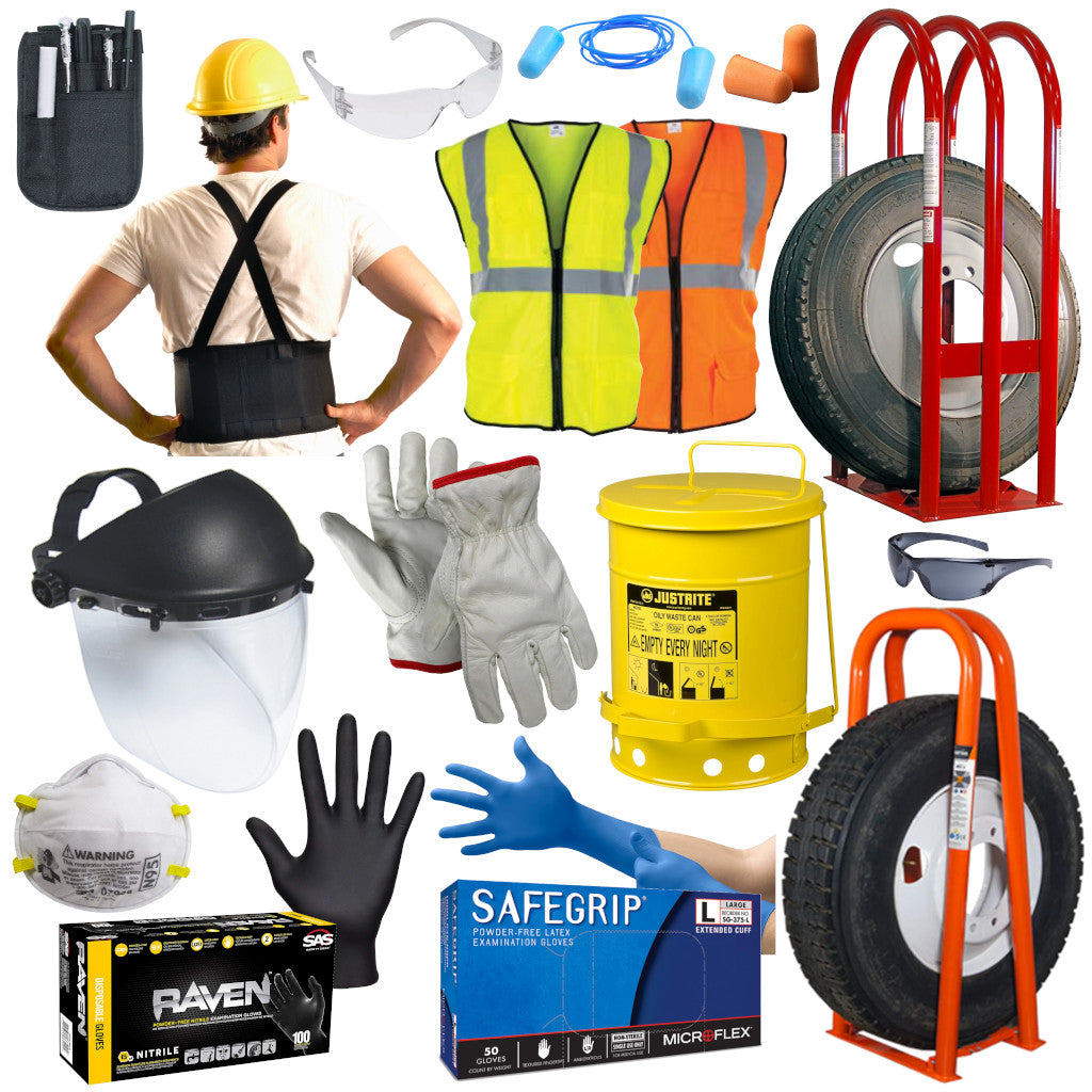 Gloves, Safety Products & Equipment