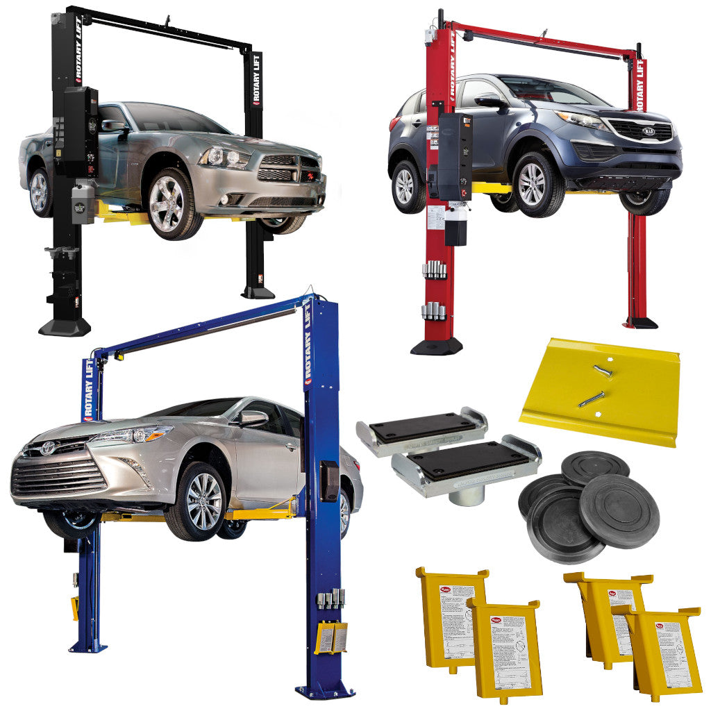Vehicle Lifts & Accessories