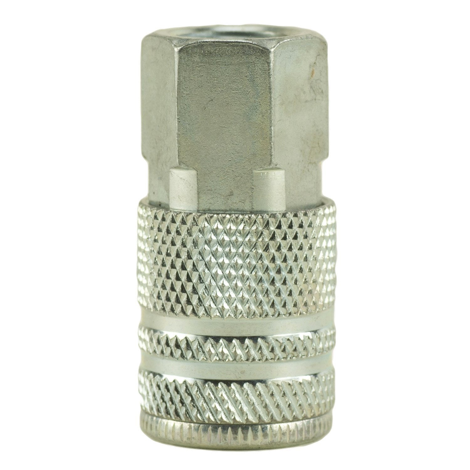 (1/4″) Industrial Female Coupler (CO-201)