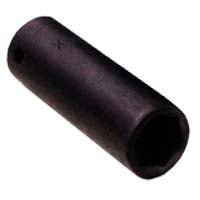 "19mm Extra Thin Wall Deep Impact Socket with ½"" Drive"