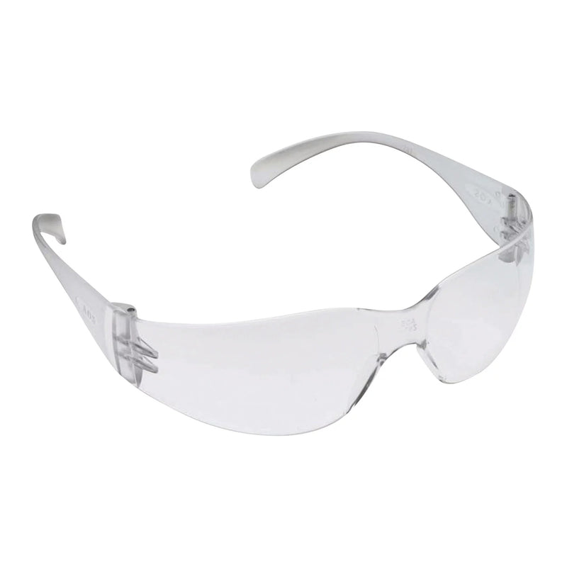 3M Clear Safety Glasses (Virtua 11228-00000-100)