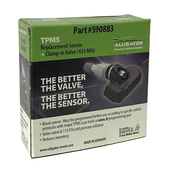 (590883) TPMS (433MHz) Sens.it (Clamp In) Valve