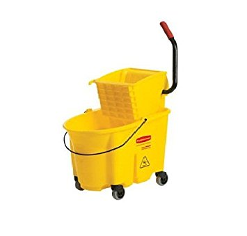 Rubbermaid Wavebreak Bucket