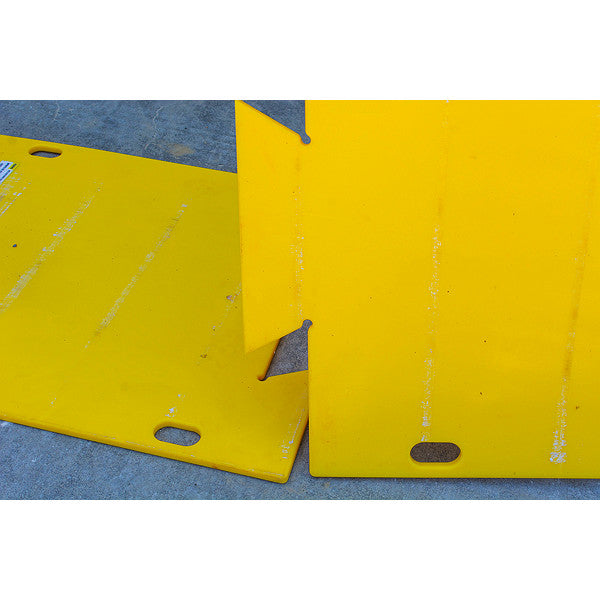 AME Dozer Track Floor Protection Mat (15345)