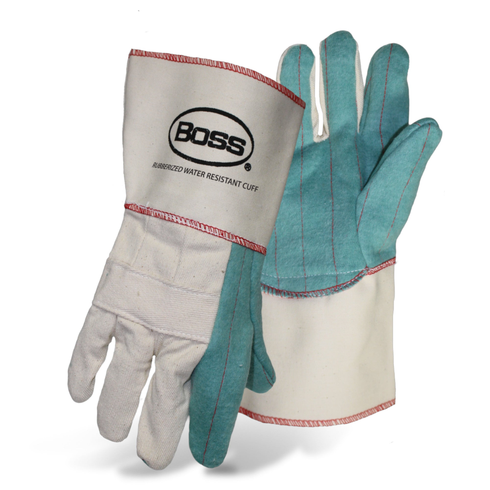 Boss Heavy Flame Retardant Gloves (Dozen per Case) (1BC43741F)