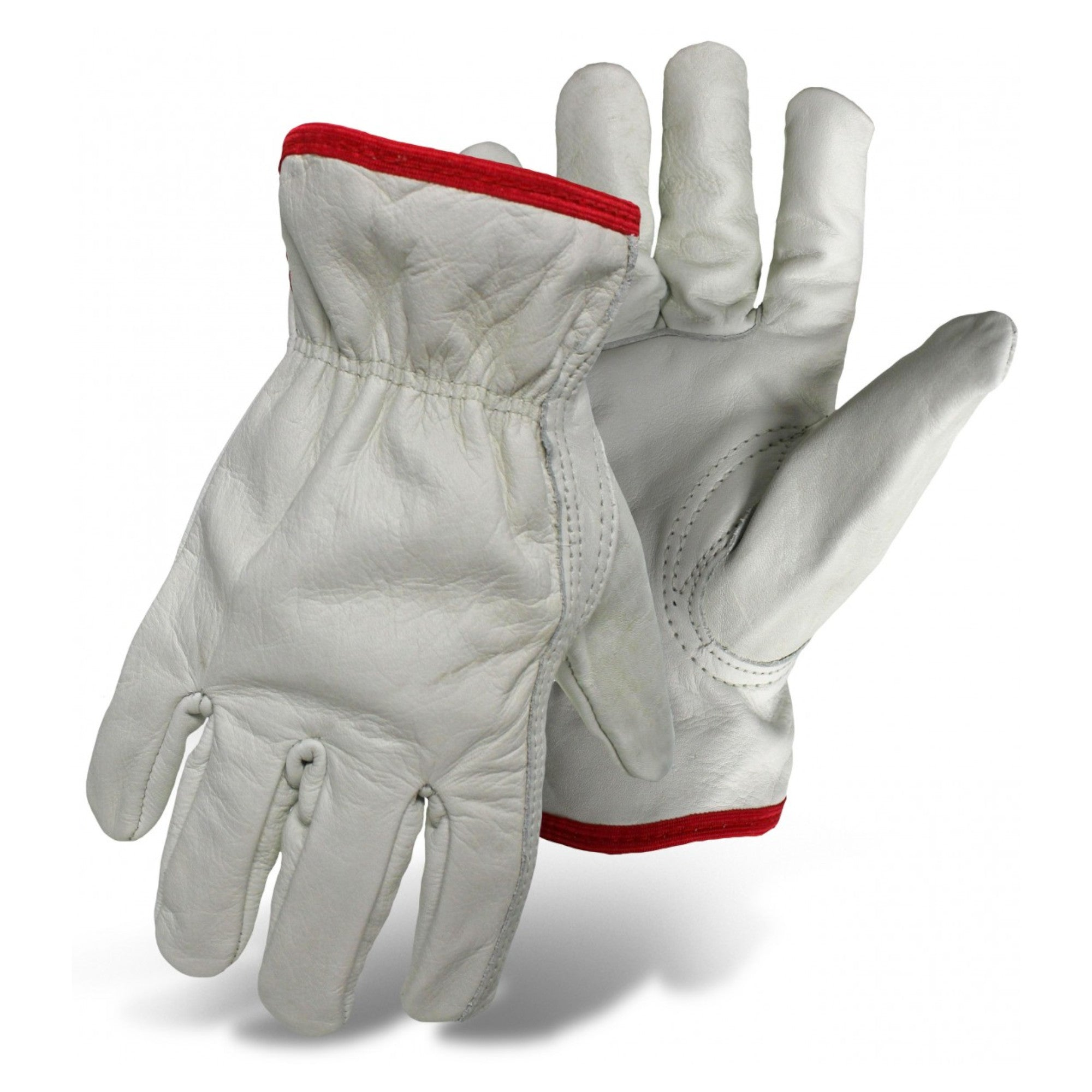 Boss Leather Grain Driver Gloves (1JL4062) - Pair