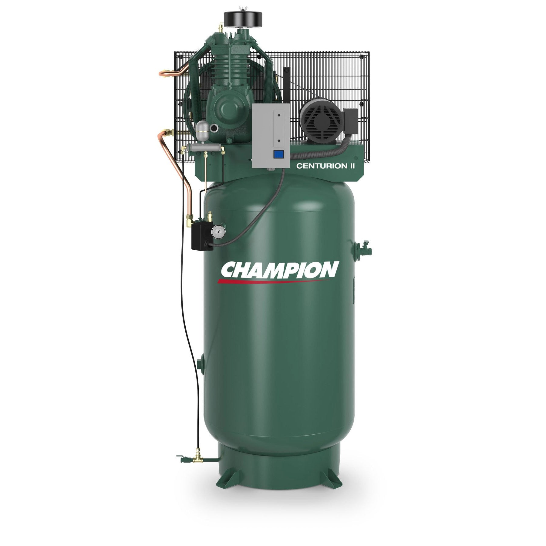 Champion VR5-8 Air Compressor Centurion (208-230V, 1PH, 5HP, 80GL)