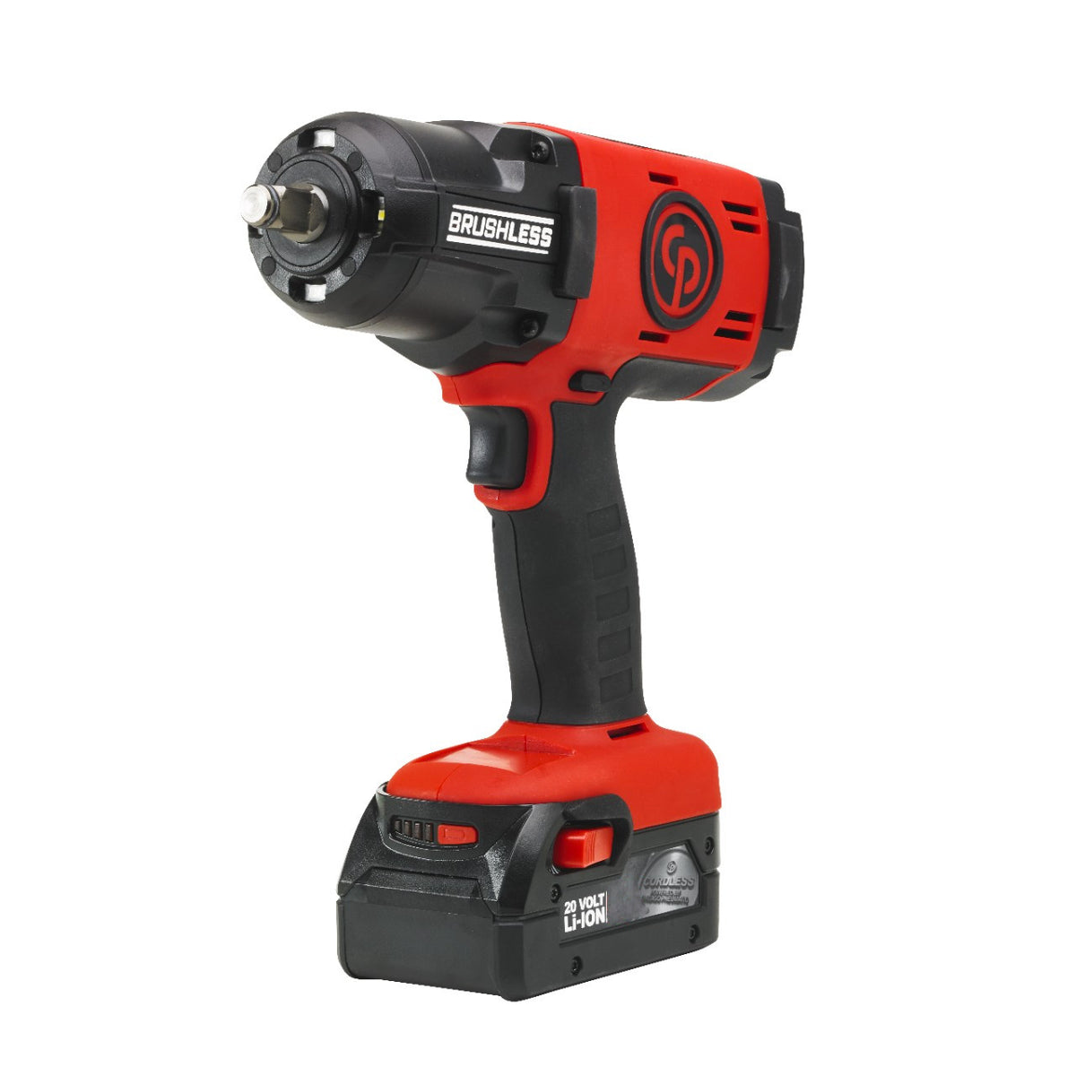 Chicago Pneumatic Impact Wrench CORDLESS KIT (1/2″ Drive) (CP8849K-4AH)