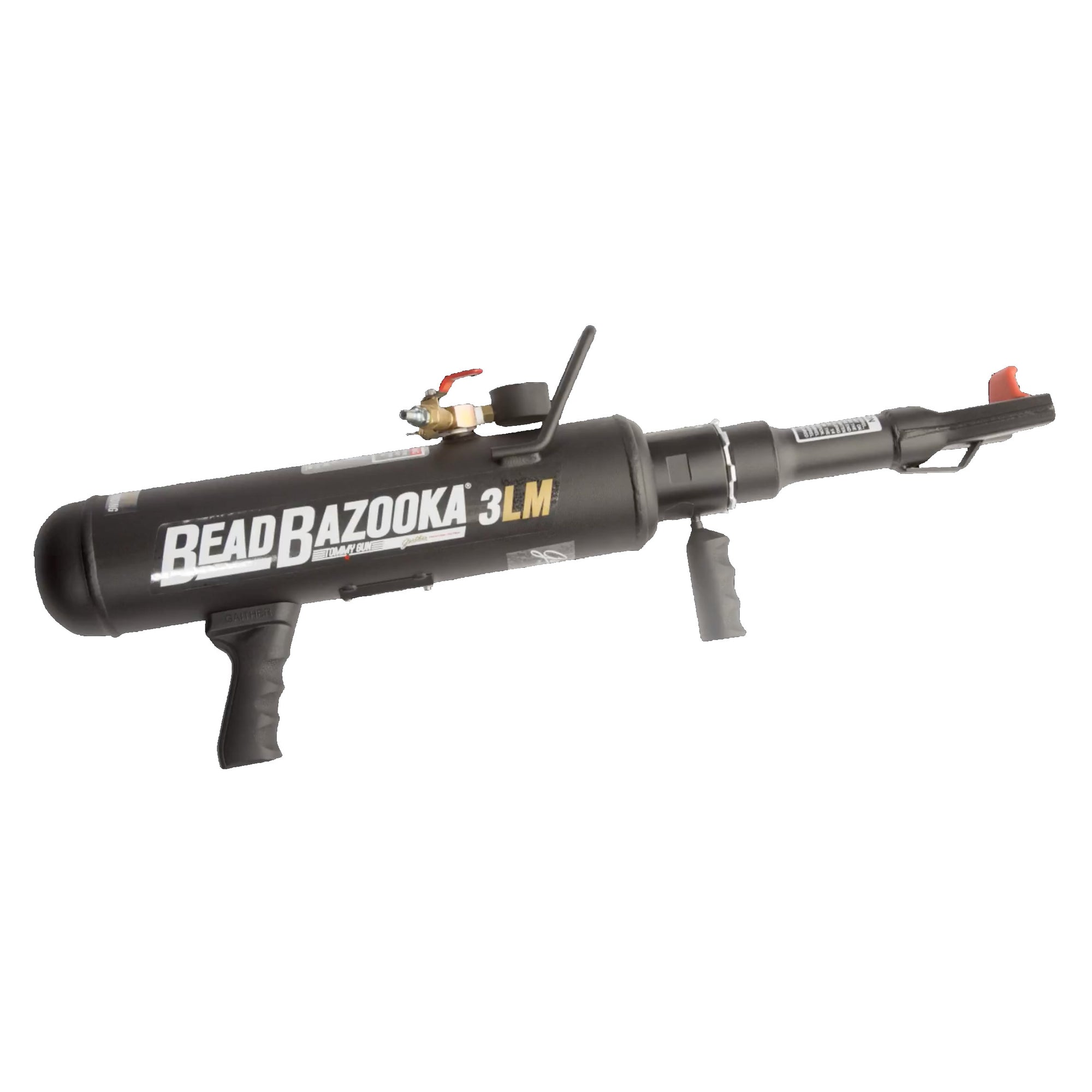 Gaither Tommy Gun Bead Bazooka (3 Liter) (BB3LM)
