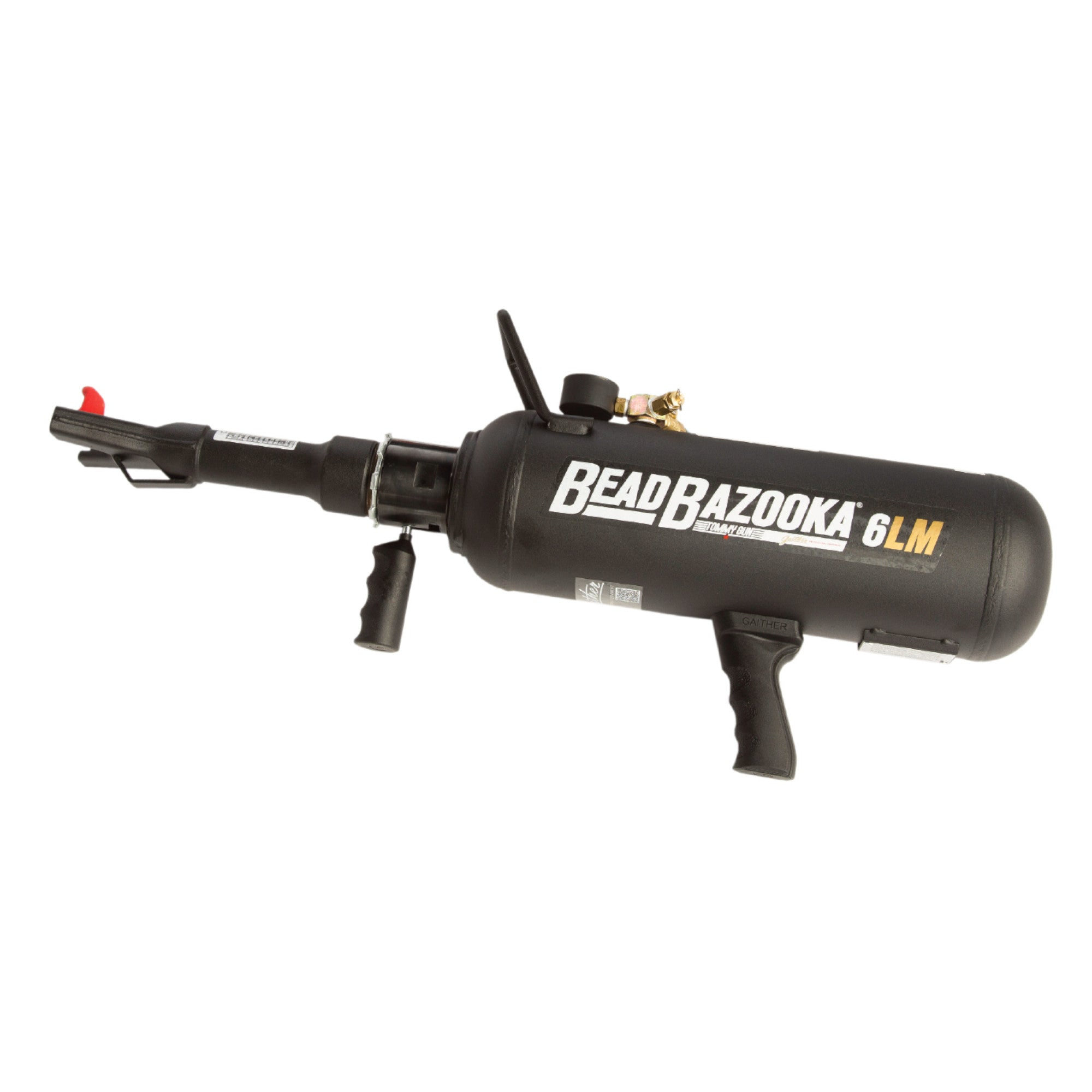 Gaither Tommy Gun Bead Bazooka (6 Liter) (BB6LM)