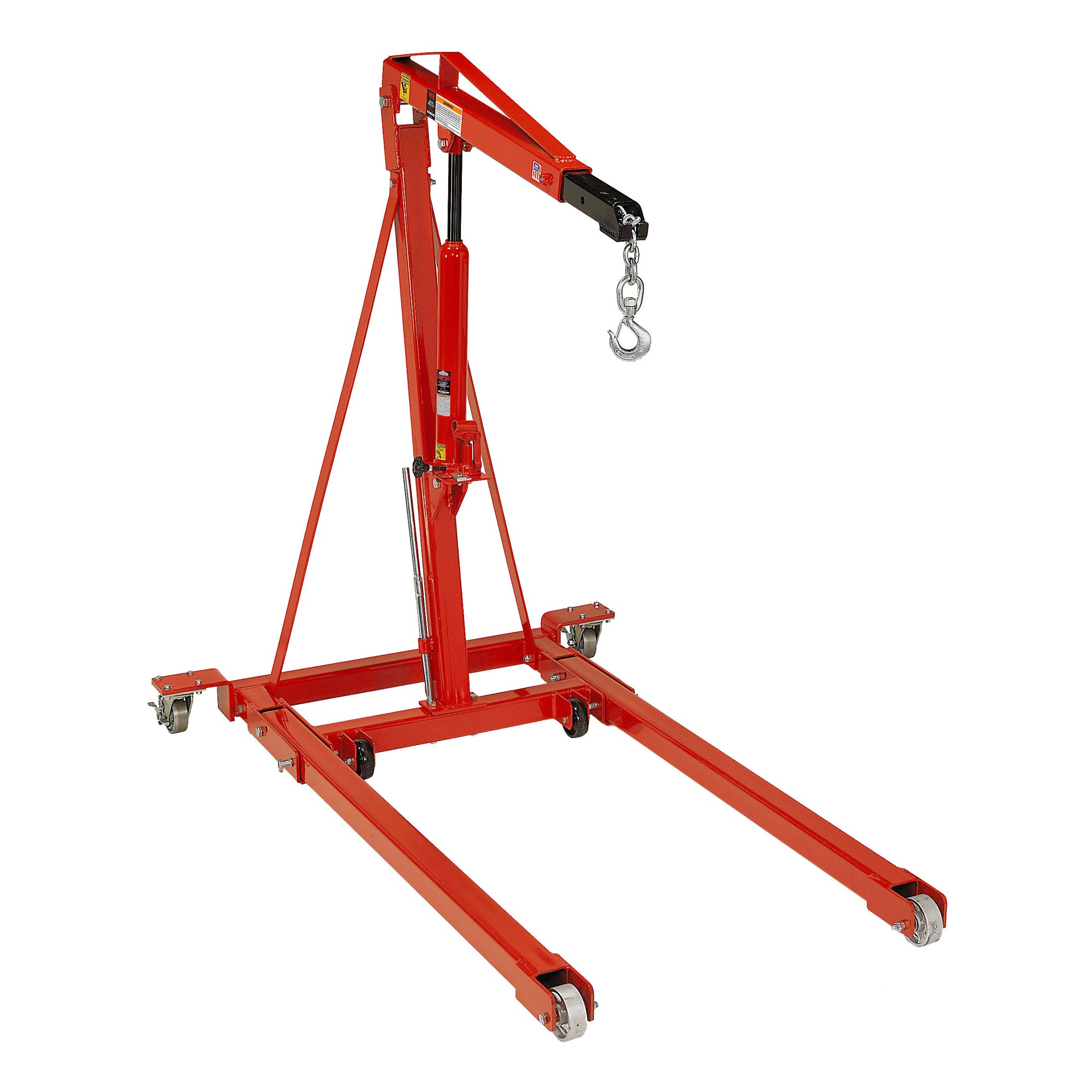 Norco 2500 lb Folding Engine Crane (78106A)