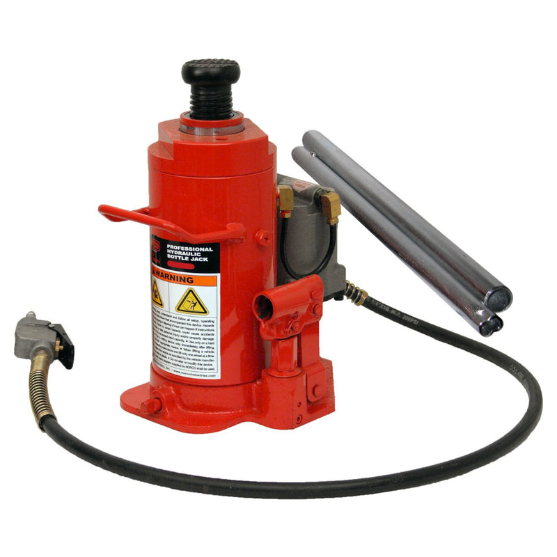 Norco Bottle Jack 20 Ton Air/Hydraulic Operated (76320B)