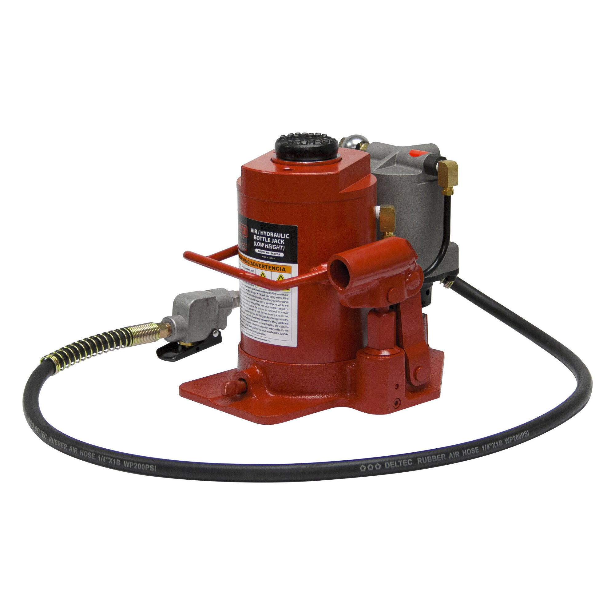 Norco Bottle Jack 20 Ton Low Air/Hydraulic (76720B)