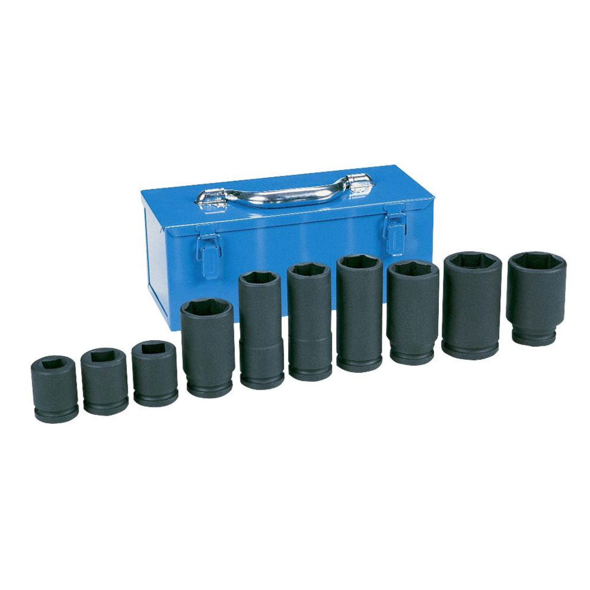 Truck Socket Set - 3/4″ Drive (10 Piece)(GP 8153)