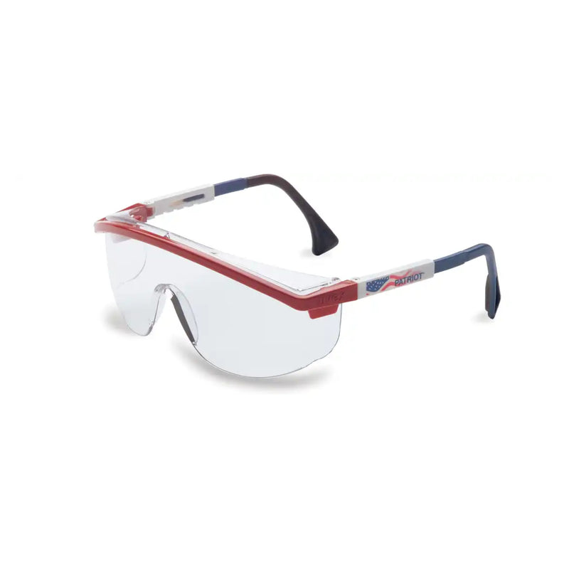UVEX Patriot Glasses Clear Lens