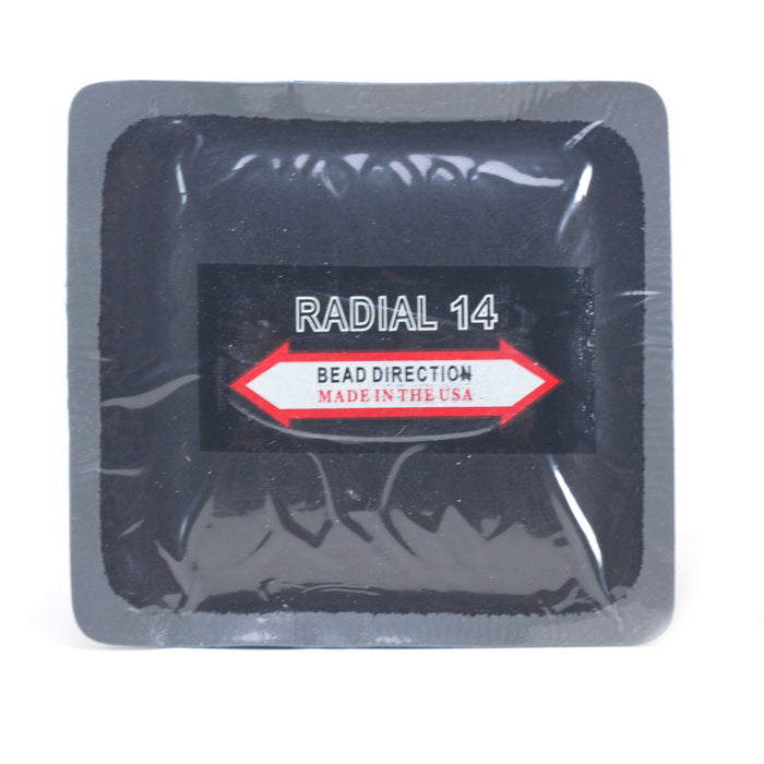 Xtra Seal Radial 14 Patch Repair (1 Ply) (11-814)