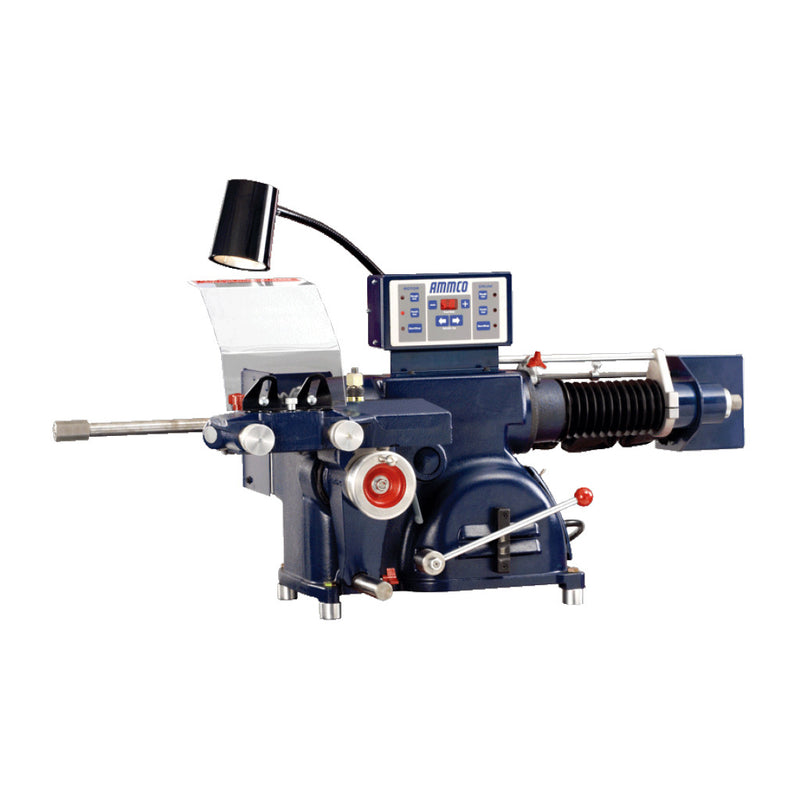 AMMCO 4000E Brake Lathe with 2500 Bench and E-Adapter Kit