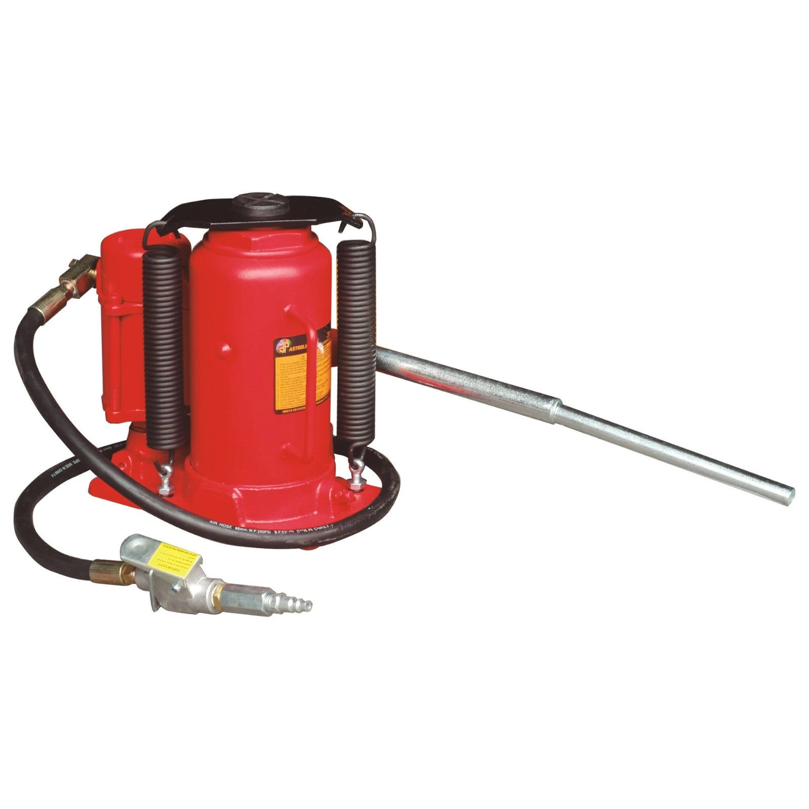 Astro 5302 - 20 Ton Air/Hydraulic Bottle Jack