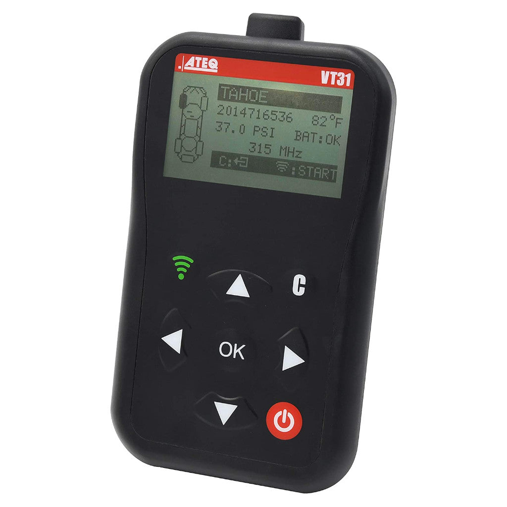 ATEQ VT31-0000 VT31 TPMS Sensor Activator and Reader